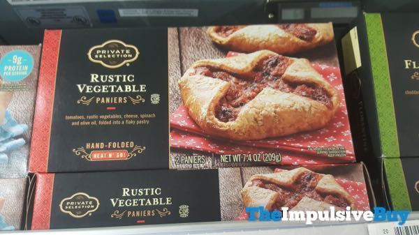 Kroger Private Selection Rustic Vegetable Paniers