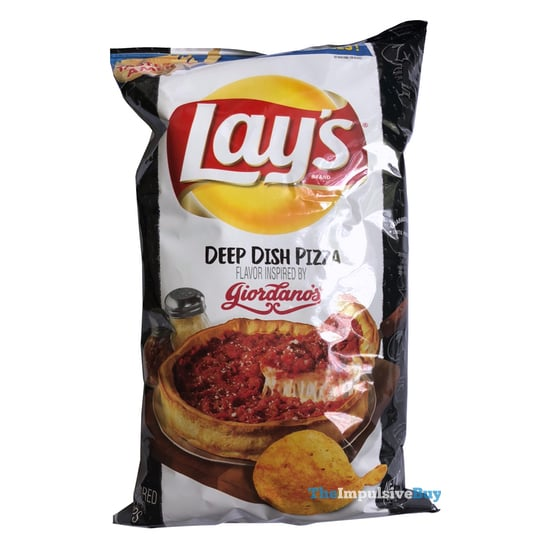 Lay s Deep Dish Pizza Potato Chips