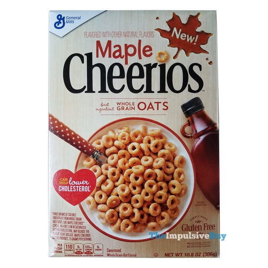 Maple Cheerios Cereal