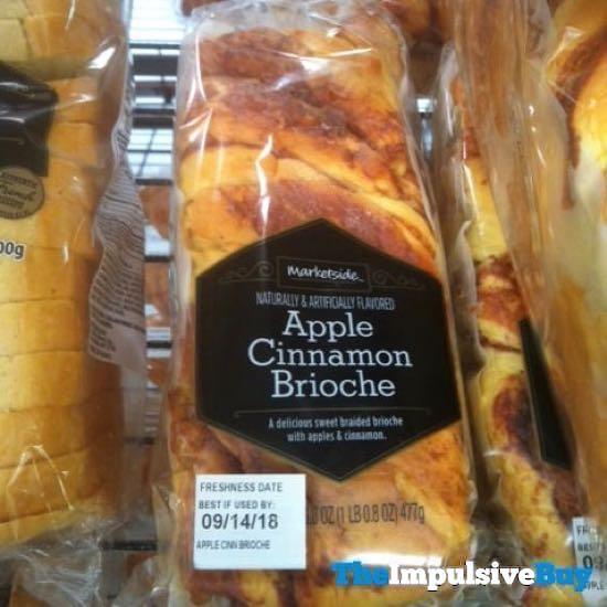 Marketside Apple Cinnamon Brioche