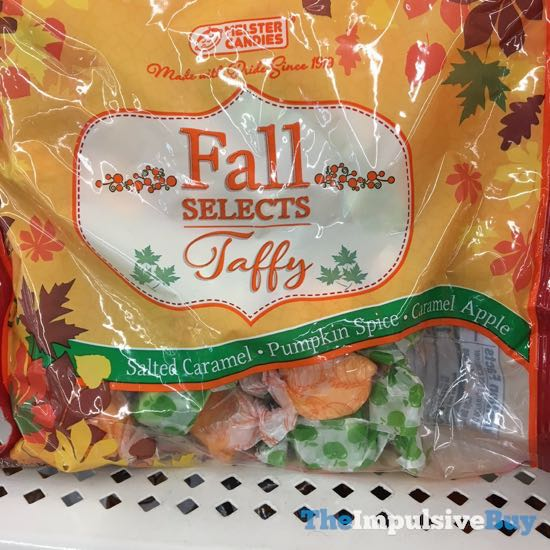 Melster Candies Fall Selects Taffy