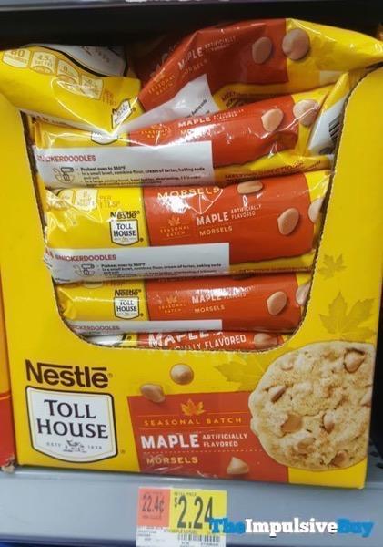 Nestle Toll House Seasonal Batch Maple Morsels