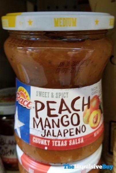 Pace Peach Mango Jalapeno Chunky Texas Salsa