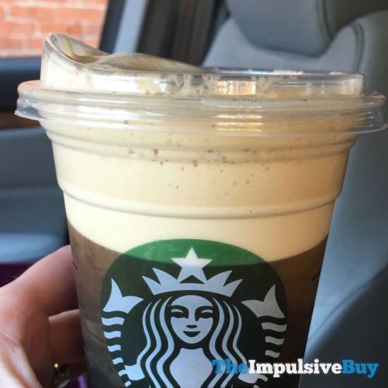 Quick Review Starbucks Cold Foam Dark Cocoa Nitro The