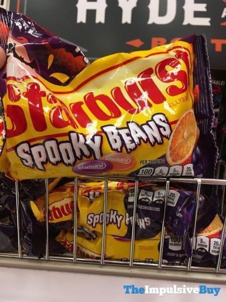 Starburst Spooky Beans