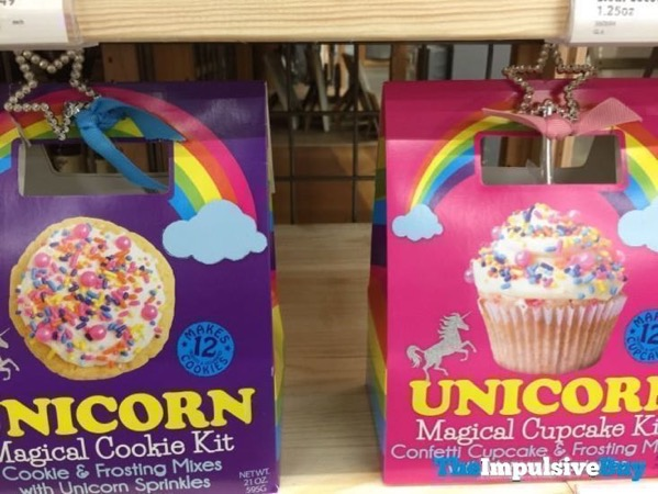 Unicorn Magical Cookie Kit and Magical Cupcake Kit