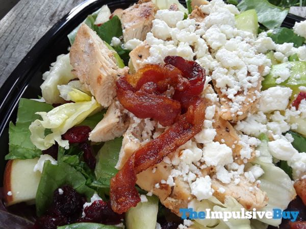 Wendy s Harvest Chicken Salad Bacon