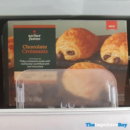 Archer Farms Chocolate Croissants