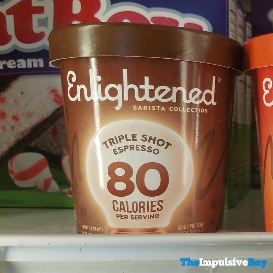 Enlightened Barista Collection Triple Shot Espresso Ice Cream