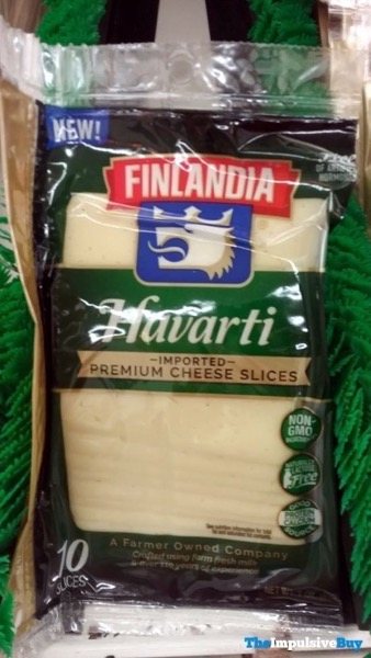 Finlandia Havarti Imported Premium Cheese Slices
