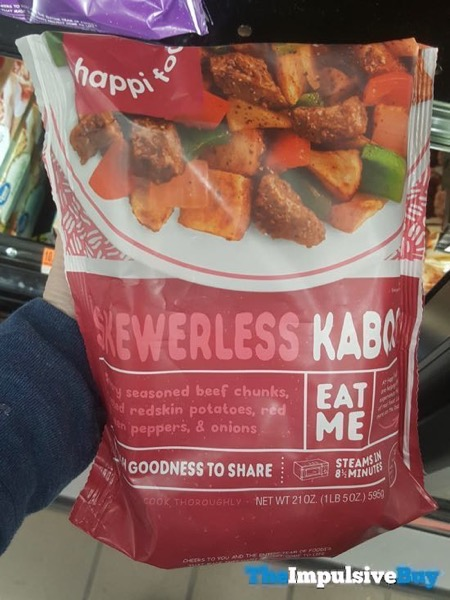 Happy Foodi Skewerless Kabobs