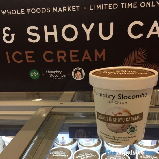 Humphry Slocombe Coconut  Shoyu Caramel Ice Cream
