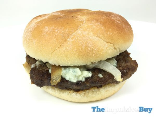 Jack in the Box Blue Cheese  Bacon Ribeye Burger