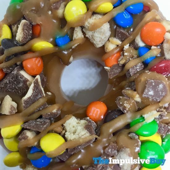 Krispy Kreme Trick or Treat Doughnut 3