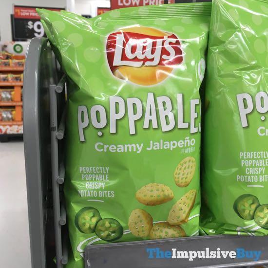 Lay s Poppables Creamy Jalapeno