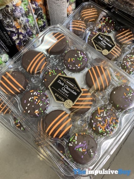 Marketside Dark Chocolate Oreo Cookies