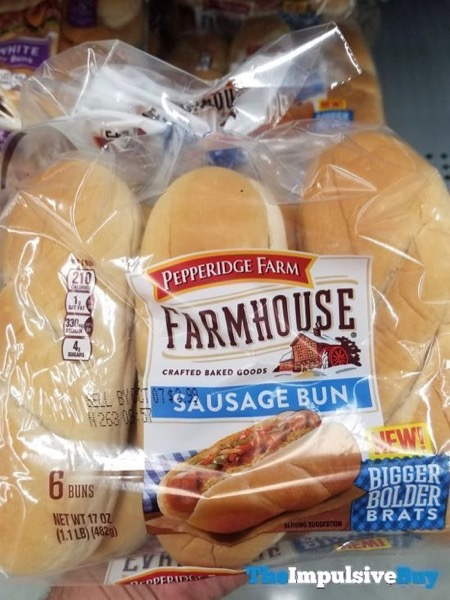 Pepperidge Farm Farmhouse Sausage Bun