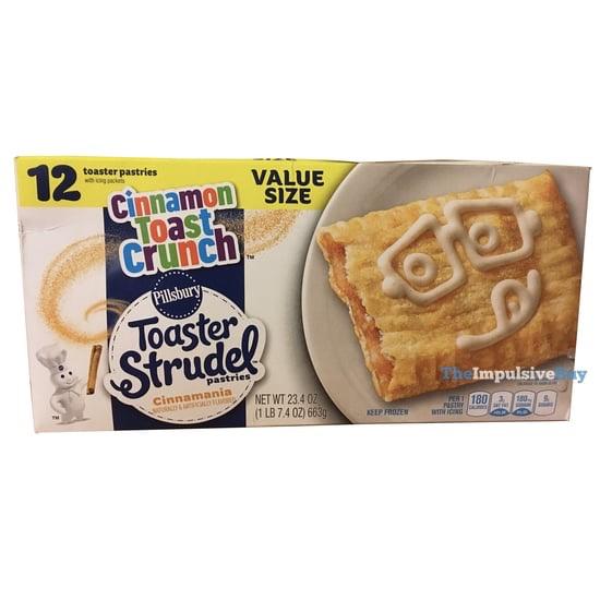 Pillsbury Cinnamon Toast Crunch Toaster Strudel