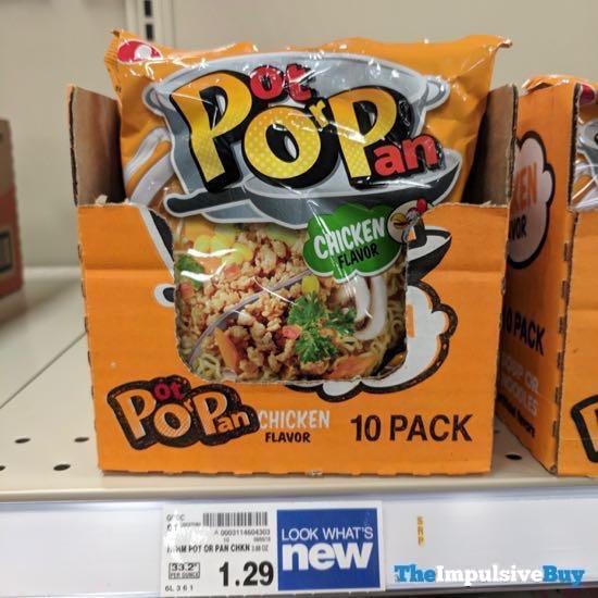 Pot or Pan Chicken Flavor
