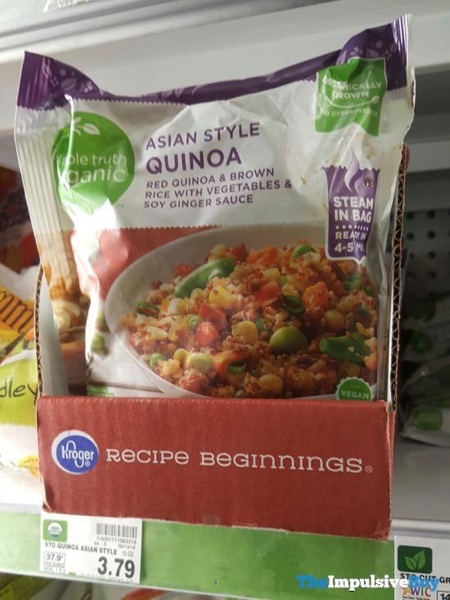 Simple Truth Organic Steam in Bag Asian Style Quinoa