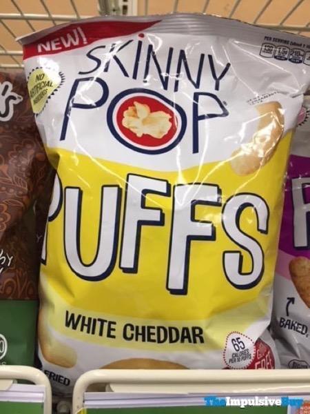 Skinny Pop Puffs White Cheddar