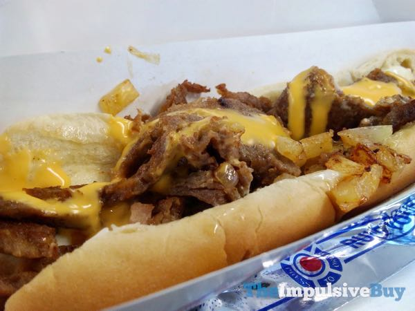 Sonic Footlong Philly Cheesesteak 3