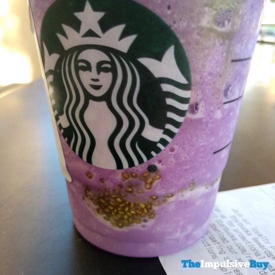 Starbucks Witch's Brew Frappuccino 3