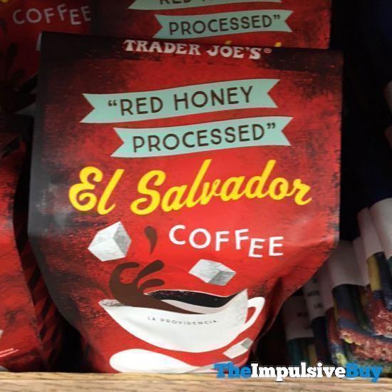 Trader Joe s Red Honey Processed El Salvador Coffee