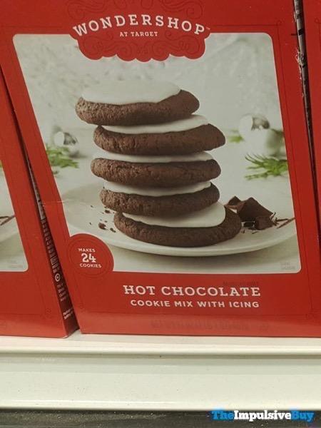 Wondershop at Target Hot Chocolate Cookie Mix