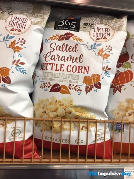 365 Everyday Value Limited Edition Salted Caramel Kettle Corn
