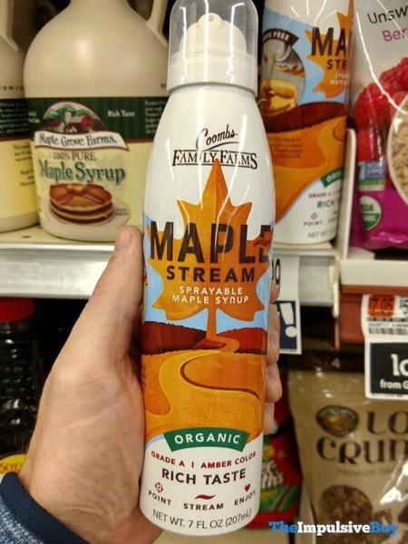 Coombs Family Farms Maple Stream Sprayable Maple Syrup