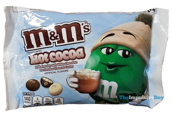 Hot Cocoa M&M's