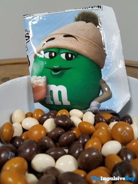 Hot Cocoa M&M's 4