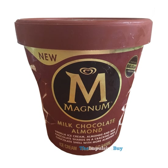Magnum Milk Chocolate Almond Ice Cream