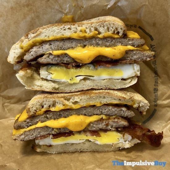 McDonald s Triple Breakfast Stack 3