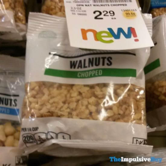 Open Nature Chopped Walnuts
