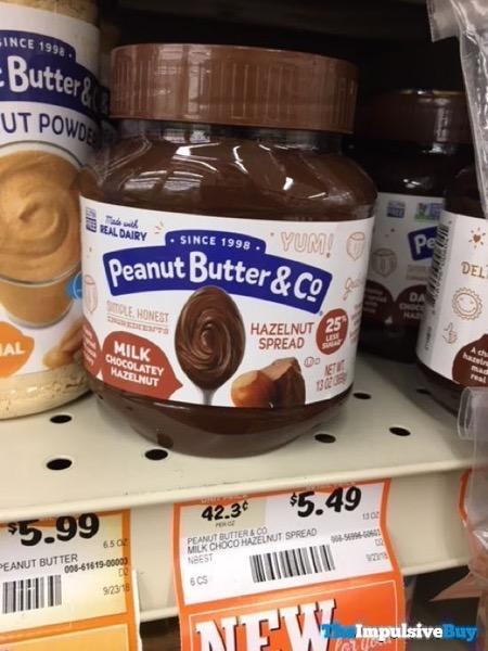 Peanut Butter  Co Hazelnut Spread
