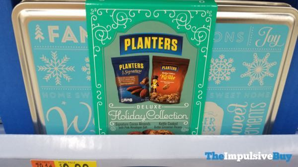 Planters Deluxe Holiday Collection 2018