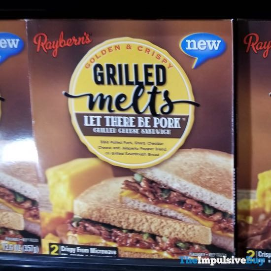 Raybern s Grilled Melts Let There Be Pork Grilled Cheese Sandwich