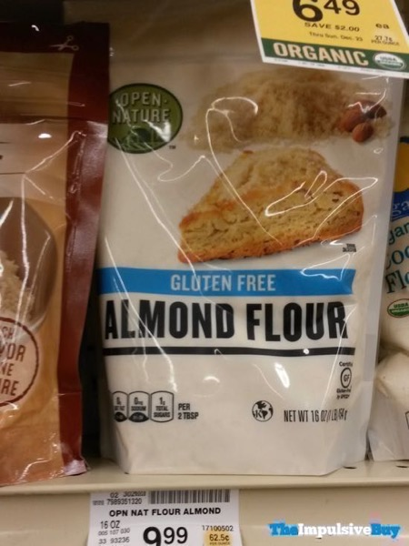 Safeway Open Nature Gluten Free Almond Flour