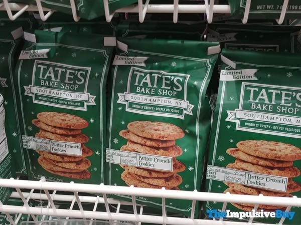 Tate s Bake Shop Limited Edition Butter Crunch Cookies