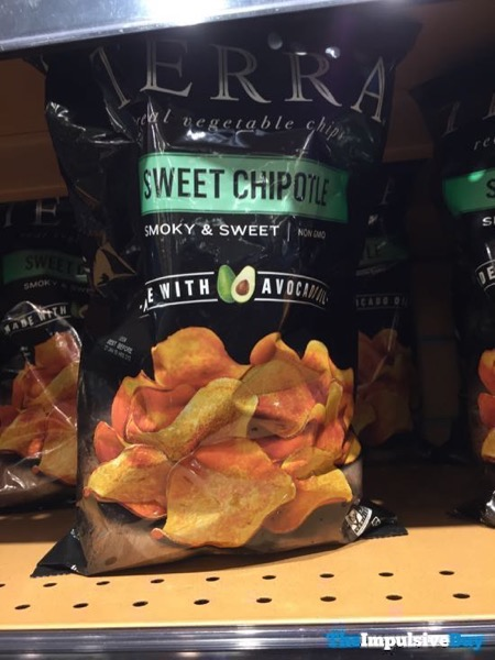 Terra Chips Made with Avocado Oil Sweet Chipotle