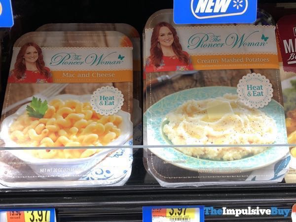 The Pioneer Woman Mac and Cheese and Creamy Mashed Potatoes