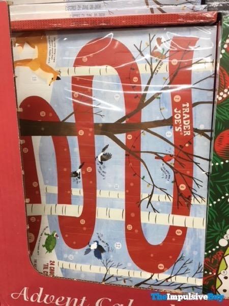 Trader Joe s 24 Chocolate Days  tll Christmas Adventure of the Fearless Fox