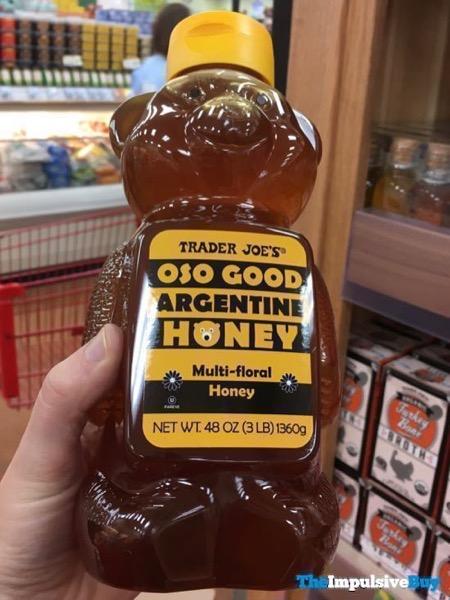 Trader Joe s Oso Good Argentine Honey