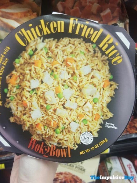 Wok2Bowl Chicken Fried Rice
