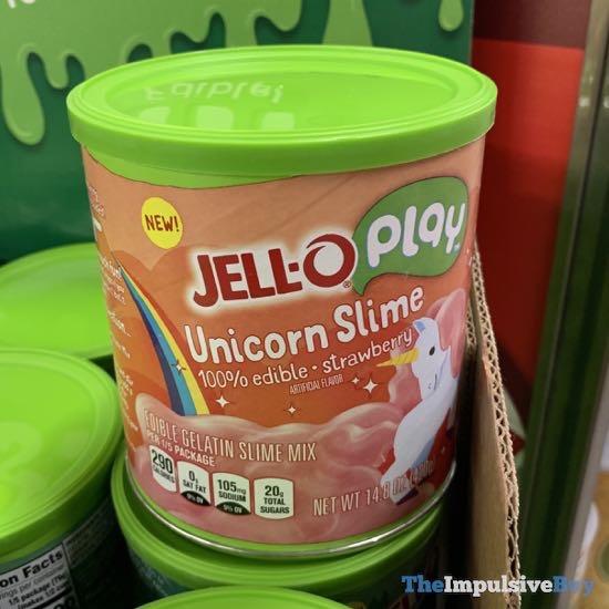 Jello Play Unicorn Slime