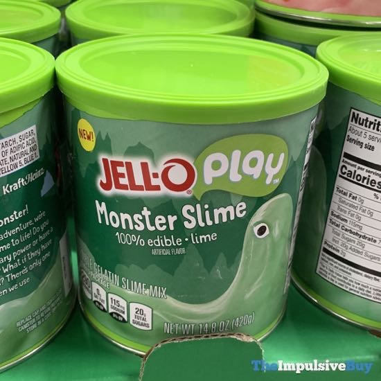 Jello Play Monster Slime