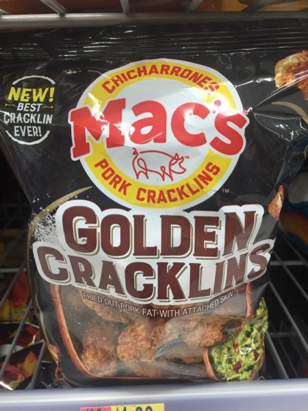 Mac s Golden Cracklins