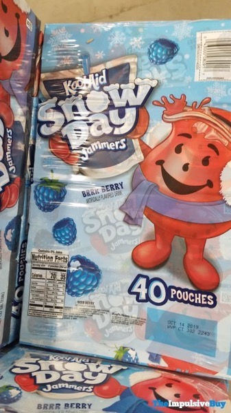 Kool Aid Brrr Berry Snow Day Jammers